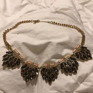 Baublebar Necklace purple and pink